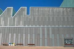 οικοδόμηση σύγχρονη Στοκ Εικόνα