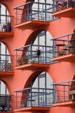 οικοδόμηση σύγχρονη Στοκ εικόνα με δικαίωμα ελεύθερης χρήσης