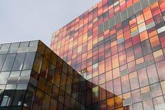 οικοδόμηση σύγχρονη Στοκ Φωτογραφίες