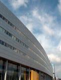 οικοδόμηση σύγχρονη Στοκ εικόνες με δικαίωμα ελεύθερης χρήσης