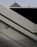 οικοδόμηση σύγχρονη Στοκ Φωτογραφία