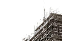 Οικοδόμηση της νέας λεπτομέρειας κτηρίων Στοκ εικόνα με δικαίωμα ελεύθερης χρήσης