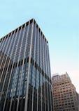 οικοδόμηση του νέου γραφείου Υόρκη πόλεων Στοκ Εικόνα