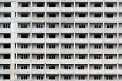 Οικοδόμηση του multistory κατοικημένου κτηρίου στοκ φωτογραφία