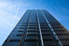 οικοδόμηση τραπεζών σύγχρ&o Στοκ Φωτογραφία