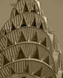 οικοδόμηση chrysler Στοκ φωτογραφία με δικαίωμα ελεύθερης χρήσης