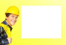 οικοδόμος Στοκ φωτογραφίες με δικαίωμα ελεύθερης χρήσης