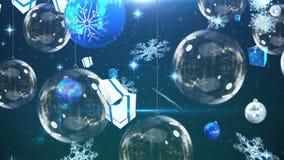 οικολογικός ξύλινος διακοσμήσεων Χριστουγέννων απεικόνιση αποθεμάτων