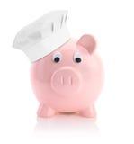 Οικονομία μαγειρέματος Στοκ Εικόνα