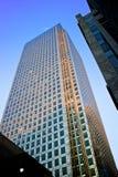 Οικονομία τραπεζικών επιχειρήσεων ουρανοξυστών στοκ εικόνα