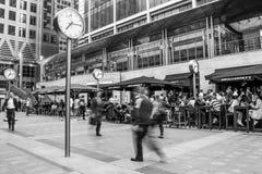 οικονομική αποβάθρα περ&i Στοκ Φωτογραφία