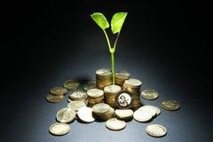Οικονομική αύξηση - σειρά 2 Στοκ εικόνα με δικαίωμα ελεύθερης χρήσης