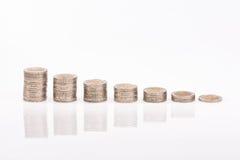 Οικονομική μείωση στη ζώνη του ευρώ Στοκ εικόνα με δικαίωμα ελεύθερης χρήσης