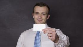 οικονομική σειρά επαγγελματικών καρτών Στοκ φωτογραφίες με δικαίωμα ελεύθερης χρήσης