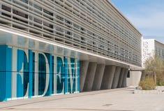 Οικονομική Σχολή EDEM στη Βαλένθια Ισπανία Στοκ εικόνες με δικαίωμα ελεύθερης χρήσης
