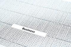οικονομικοί αριθμοί Στοκ φωτογραφία με δικαίωμα ελεύθερης χρήσης