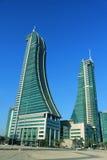 Οικονομικό λιμάνι 2 του Μπαχρέιν Στοκ Εικόνα