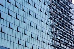 Οικονομικό κτήριο Στοκ Φωτογραφίες