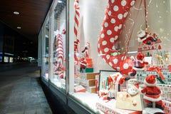 οικολογικός ξύλινος διακοσμήσεων Χριστουγέννων Στοκ Φωτογραφίες