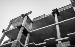 οικοδόμηση ατελής Στοκ φωτογραφία με δικαίωμα ελεύθερης χρήσης