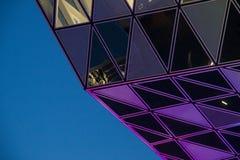 Οικοδόμηση λιμένων, Αμβέρσα, Βέλγιο Στοκ φωτογραφία με δικαίωμα ελεύθερης χρήσης