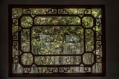 Οικοδόμηση κήπων της λεπτής δυτικής λίμνης Yangzhou Στοκ Εικόνες