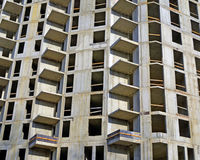 οικοδόμηση κτηρίου κάτω &alpha Υπόβαθρο Στοκ Εικόνα