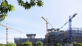 οικοδόμηση κτηρίου μεγά&lambd στοκ φωτογραφία με δικαίωμα ελεύθερης χρήσης