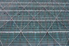 Οικοδόμηση κτηρίου μπαμπού Στοκ φωτογραφίες με δικαίωμα ελεύθερης χρήσης