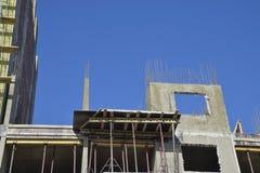 οικοδόμηση κτηρίου multistory Στοκ Εικόνα