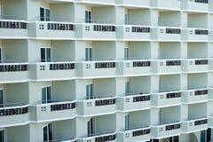 Οικοδόμηση παραθύρων Στοκ Φωτογραφίες