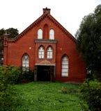 οικοδόμηση παλαιά Στοκ Φωτογραφία