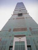 101 οικοδόμηση Ταιπέι Στοκ Εικόνες