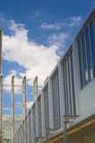 Οικοδόμηση της εκκλησίας καθεδρικών ναών Χριστού σε Καλιφόρνια, ΗΠΑ Στοκ Εικόνες