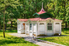 Οικοδόμηση της θείο-αλκαλικής πηγής haas-Ponomariov Στοκ Εικόνες