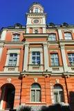 Οικοδόμηση του θεάτρου σε Pleven, Βουλγαρία Στοκ Εικόνες