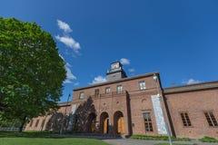 Οικοδόμηση του μουσείου Vigeland Museet Vigeland Στοκ Φωτογραφίες
