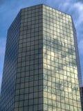 Οικοδόμηση του Σαντιάγο Στοκ φωτογραφία με δικαίωμα ελεύθερης χρήσης