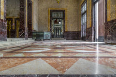 Οικοδόμηση του Bacardi, Αβάνα, Κούβα Στοκ εικόνες με δικαίωμα ελεύθερης χρήσης