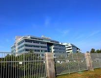 Οικοδόμηση του Microsoft Office στη Μόσχα Στοκ Εικόνες