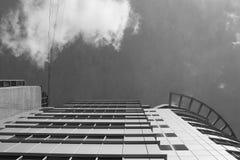 οικοδόμηση ψηλή Στοκ Εικόνες