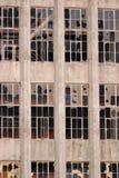 οικοδόμηση 2 εγκαταλελ Στοκ Εικόνες