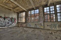 Κτήριο Marode Στοκ εικόνες με δικαίωμα ελεύθερης χρήσης