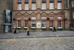 Οινοπνευματοποιία και μουσείο ουίσκυ Στοκ φωτογραφίες με δικαίωμα ελεύθερης χρήσης