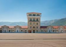 Οινοποιία Massandra σε Yalta, Κριμαία Στοκ φωτογραφία με δικαίωμα ελεύθερης χρήσης