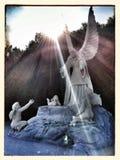 Οι άγγελοι Στοκ εικόνες με δικαίωμα ελεύθερης χρήσης