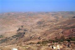 Οι Άγιοι Τόποι, Madaba, Ιορδανία Στοκ φωτογραφία με δικαίωμα ελεύθερης χρήσης