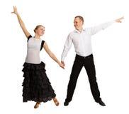 οι άνθρωποι χορού αιθου&s στοκ εικόνα