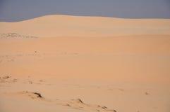 Αμμώδης έρημος Mui στο ΝΕ, Βιετνάμ Στοκ Φωτογραφία
