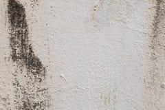 Οι άσπροι τοίχοι είναι κατασκευασμένοι Στοκ Εικόνες